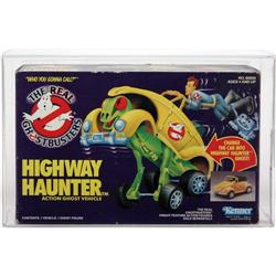 Ghostbusters Boxed Vehicle Highway Hunter AFA 80