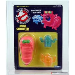 Ghostbusters 1988 Carded Ghosts Mini Shooter AFA 80