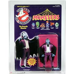 Ghostbusters 1989 Carded Monsters Dracula AFA 75