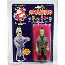 Ghostbusters Carded Monsters Frankenstein AFA 70