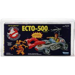 Ghostbusters 1989 Boxed Vehicle Ecto-500 AFA 85