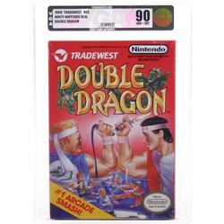 Original NES Game (Sealed) Double Dragon VGA 90