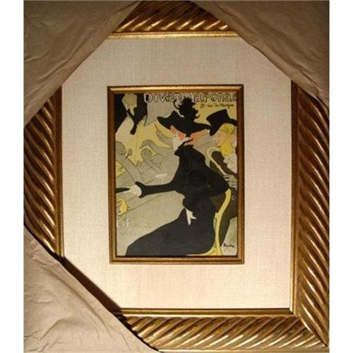 sale 1927 color lithograph toulouse lautrec 2243951. Black Bedroom Furniture Sets. Home Design Ideas