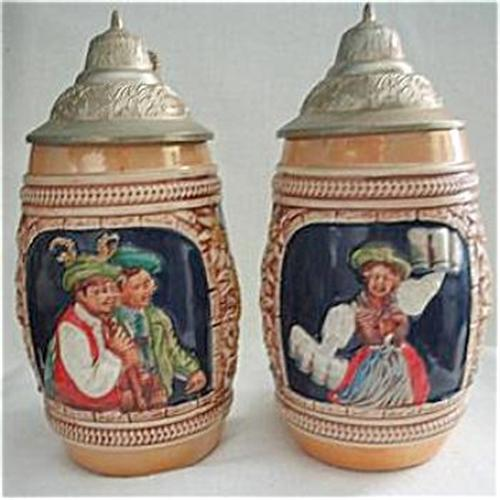 Dating german steins
