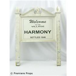 Passions HARMONY SIGNAGE TV Props