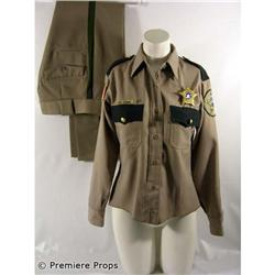 Passions Luis (Galen Gering)Police Movie Costumes