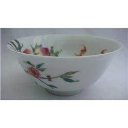 Chinese Famille Rose porcelain bowl #2394158