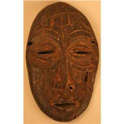 Fine and Old Mask from Zambia #2394167