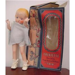 Doll  Patsy Type Trixiette with Box Composition#2394176