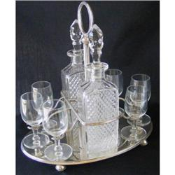 Decanter Stand Martin Hall & Co. c1875 #2394180