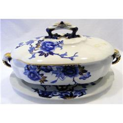 Royal Worcester Tureen with Underplate #2394181