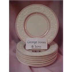Sheridan Luncheon Plates by George Jones and #2385415