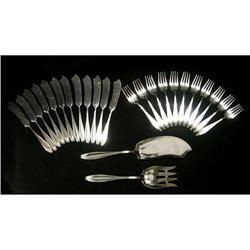 25 Pieces Simeon & Rogers Company Silverplated #2385716
