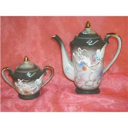 Vintage Betson Dragonware Fairyland Tea Set #2357633