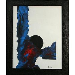 Modern Contemporary Abstract IV, Painting #2389569