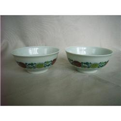 chinese porcelain bowls #2389812