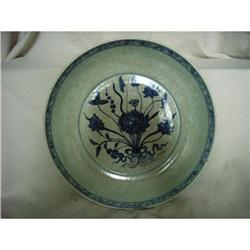 chinese porcelain dish #2389817