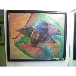Haitian Painting by Fritz #2389853