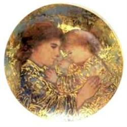 Paradise Now Mother Eden 1999  plate by Edna #2389868
