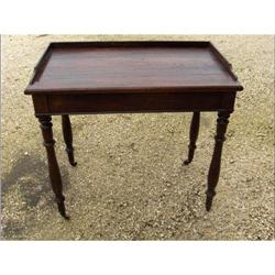 Victorian Galleried Writing Table  C1850 #2389925