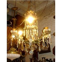 6 Lights Chandelier French Style #2390081