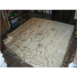 Bedspread Silk with Embroidering #2390087