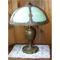 Panel Table Lamp #2390447