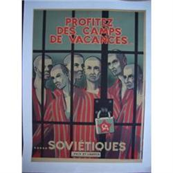 1950s Anti-Soviet Political Poster/French #2353820