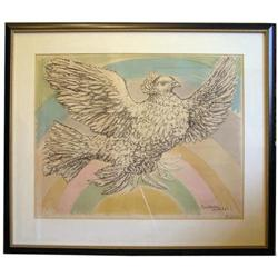1952 PICASSO Colombe Volant Artist's Proof #2382064
