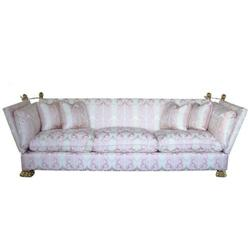 10 ft Upholstered Classical Knole Sofa #2382154