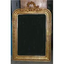 Antique French  Giktwood Mirror #2382296