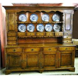 Unusual Hutch Cabinet Cupboard Dresser #2382302