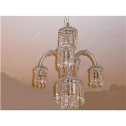 French Crystal Chandelier #2382320