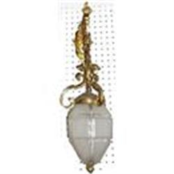 Unusual Pair of  Chandelier Wall Sconces Lights#2382324
