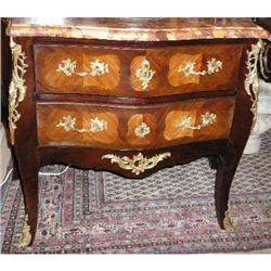 Pair of Antique French Commodes Chests #2382339