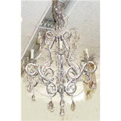 Crystal Beaded Chandelier #2382460