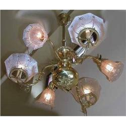 American Transitional Chandelier #2394462