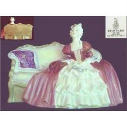 "Royal Doulton Figurine - ""Belle O The Ball #2394600"