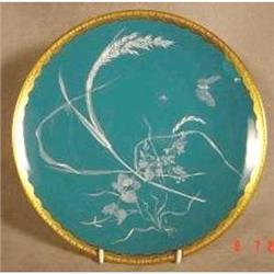 Minton Cabinet Plate  #2394617
