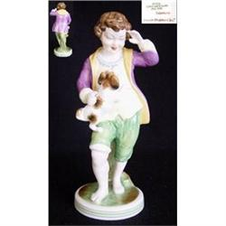 Spode Copeland French Shepherd Boy #2394618
