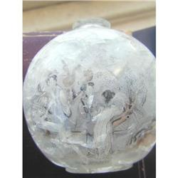 Antique Chinese Rock Crystal Snuff Bottle #2 #2394784
