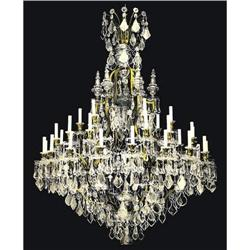 French palace  style crystal  Chandelier 46 L #2394998