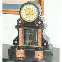 French mantle  mantel clock   #2395033