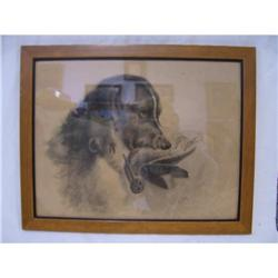 Alta Breed Hubbell Dog painting #2395197