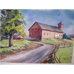 Joan Hensel  A Country Place #2395199