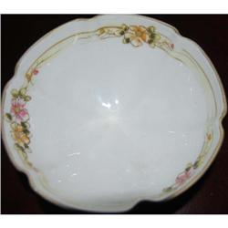Nippon Porcelain Footed Bowl #2375539