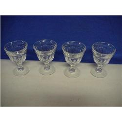 Fostoria Colony Water Goblets Set of 4 #2375549