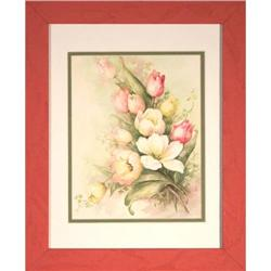 """""""Tulips"""" by Sonie Ames - print #2375619"""