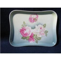 VICTORIAN ROSES DRESSER TRAY #2375934