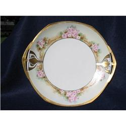 VICTORIAN CAKE PLATE #2375941